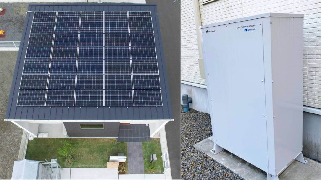 太陽光発電と蓄電池を新築住宅にセット導入するべき理由とは?メリット・デメリットも紹介